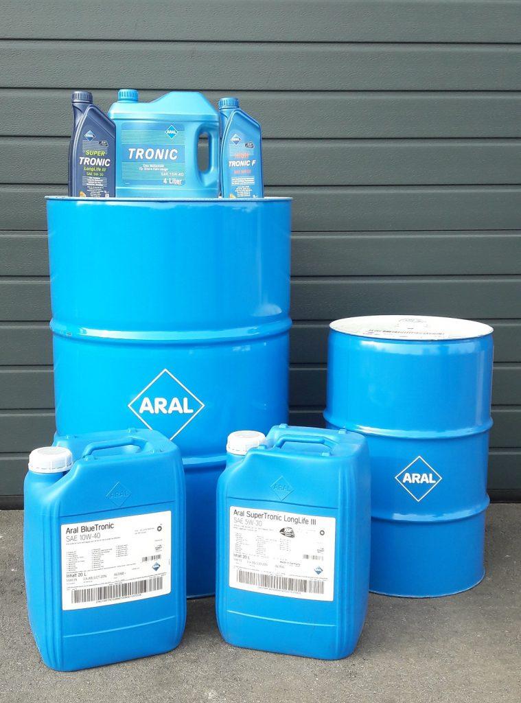 Reitberger Mineralöle Aichach   PKW Öle