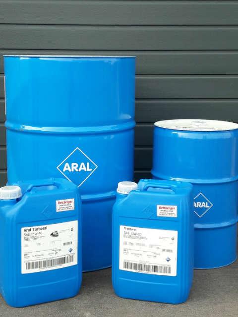 Reitberger Mineralöle Aichach | Nutzfahrzeug- und Landmaschinenöle